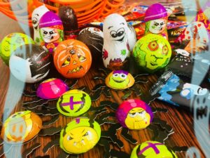 Spooky Sweets!